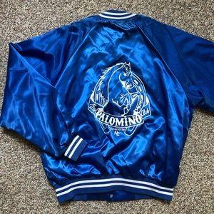 VINTAGE Palomino Club Charlotte NC satin jacket XL